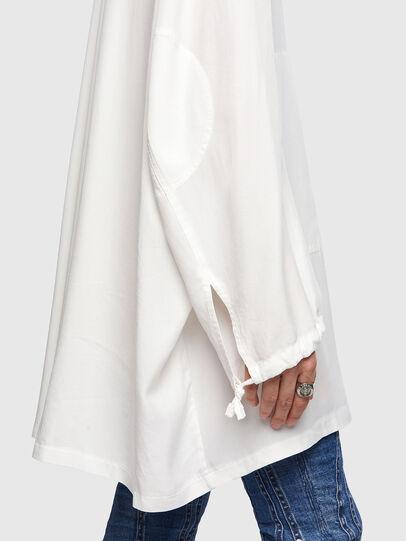 Diesel - C-CABIRIA, White - Shirts - Image 4