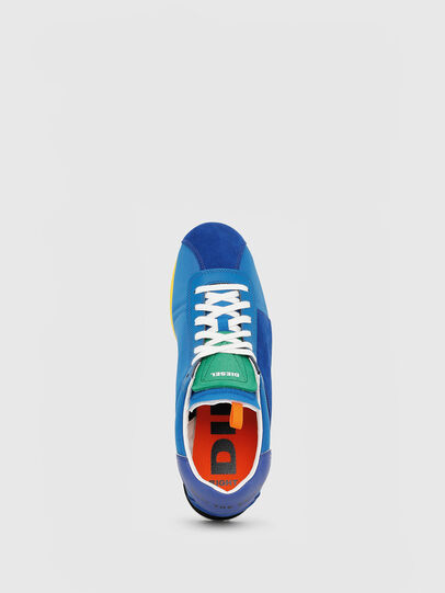 Diesel - S-PYAVE LC, Brilliant Blue - Sneakers - Image 4