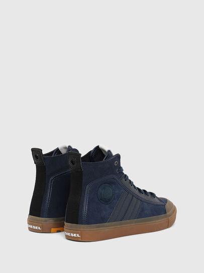 Diesel - S-ASTICO MC LOGO, Blue - Sneakers - Image 3