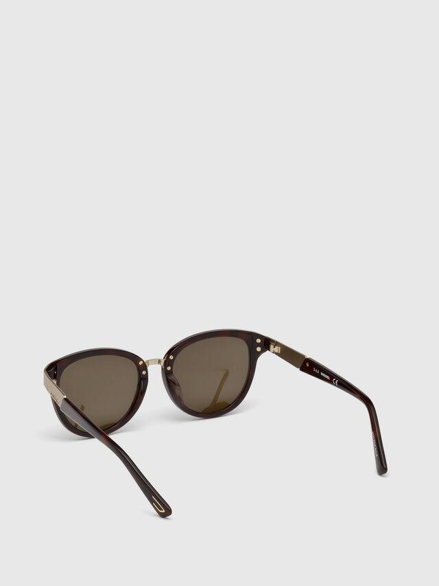 Diesel DL0234, Brown - Eyewear - Image 2