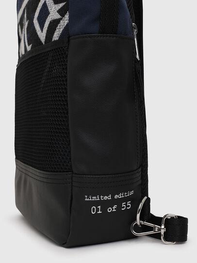 Diesel - ALASK, Dark Blue - Shopping and Shoulder Bags - Image 7