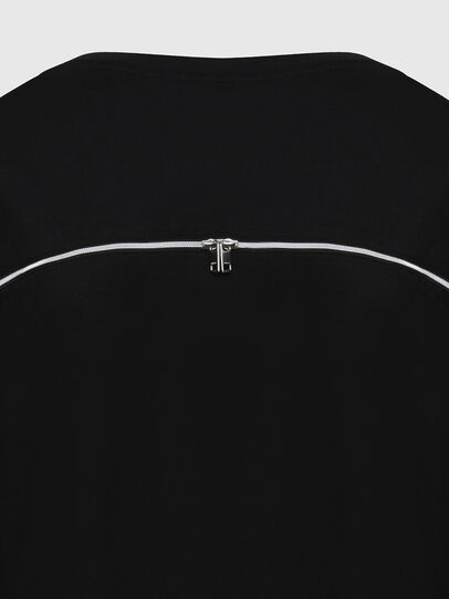 Diesel - T-BOWLY, Black - T-Shirts - Image 4