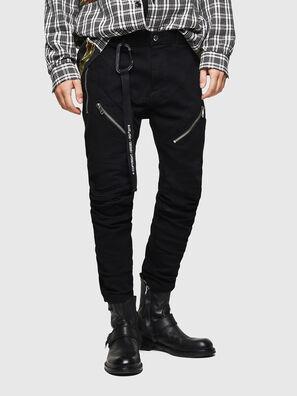 P-VON, Black - Pants