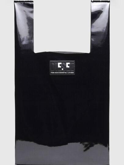 Diesel - GAR BAG M, Black - Shopping and Shoulder Bags - Image 1