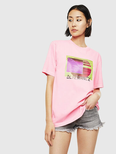 Diesel - T-JUST-NEON-S1,  - T-Shirts - Image 2