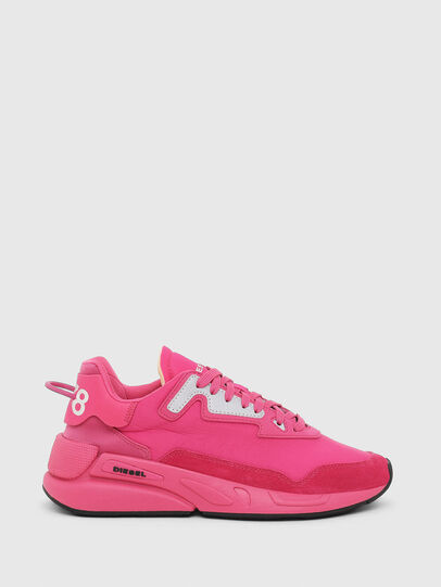 Diesel - S-SERENDIPITY LC W, Pink Fluo - Sneakers - Image 1