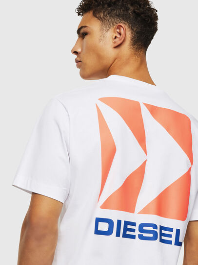 Diesel - BMOWT-JUST-B, White - Out of water - Image 4