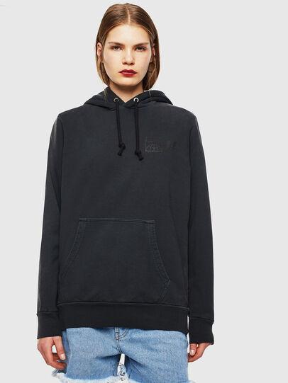 Diesel - S-GIRK-HOOD-SUN, Black - Sweaters - Image 2