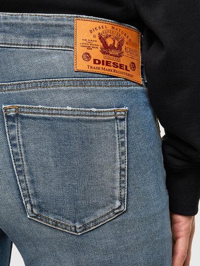 Diesel - D-Ollies JoggJeans® 069UW, Medium blue - Jeans - Image 4