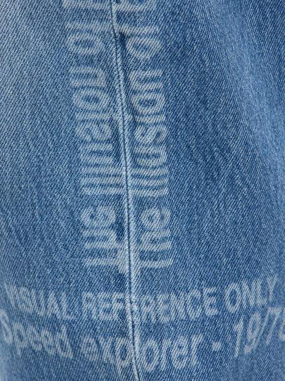 Diesel - D-Macs 009HW, Medium blue - Jeans - Image 4