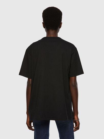 Diesel - T-BOYISH, Black - T-Shirts - Image 2