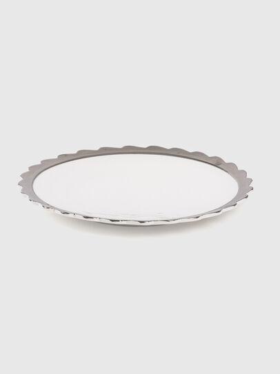 Diesel - 10993SIL MACHINE, White - Plates - Image 2