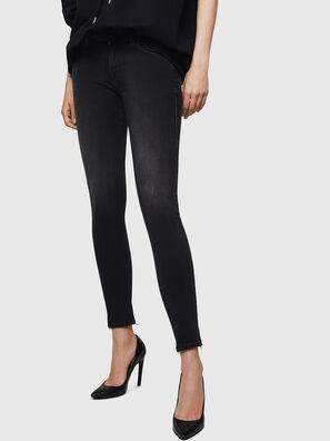 Slandy 069BU, Black/Dark grey - Jeans
