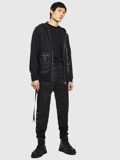 Diesel - S-SKRA, Black - Sweaters - Image 7