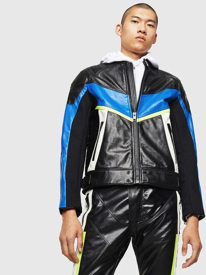 Diesel - ASTARS-LDUE,  - Leather jackets - Image 1