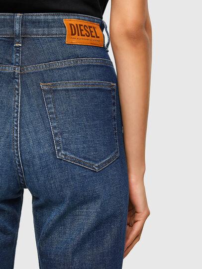 Diesel - D-Eiselle 009FN, Dark Blue - Jeans - Image 4