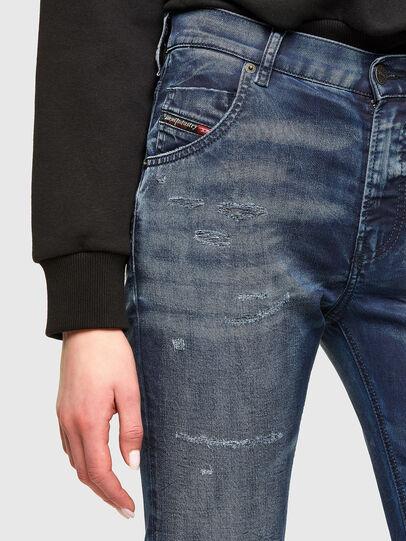 Diesel - Krailey JoggJeans® 069SL, Dark Blue - Jeans - Image 3