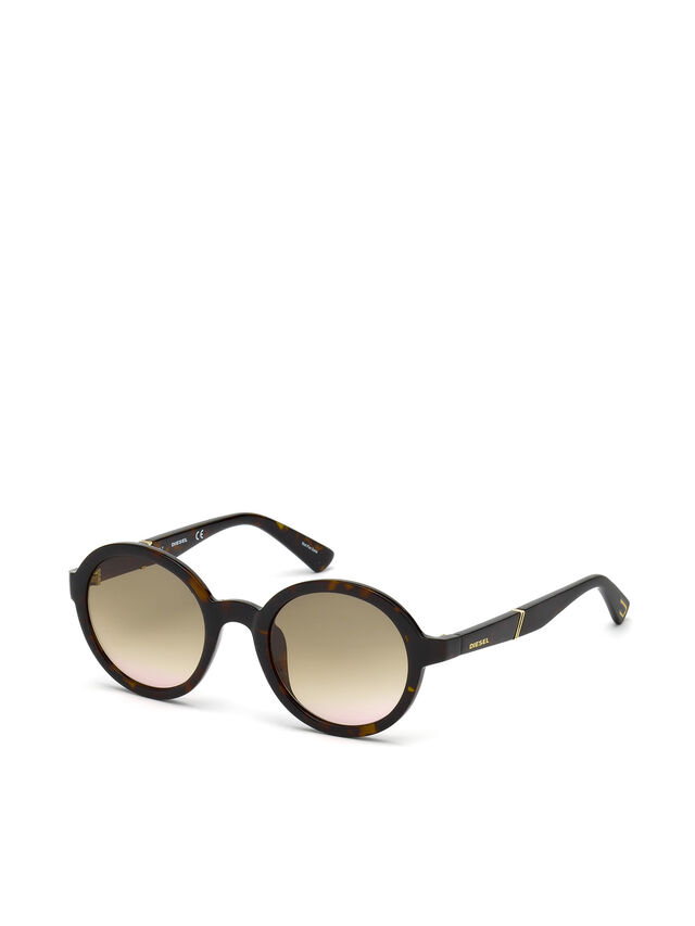 Diesel - DL0264, Brown - Sunglasses - Image 2