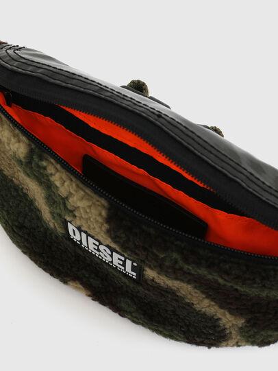 Diesel - FAIRFOX, Green Camouflage - Belt bags - Image 4