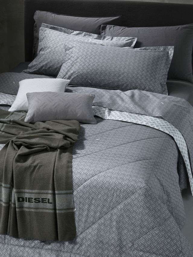 Diesel - 72129 STAGE DIVING, Grey - Duvet Cover Set - Image 1