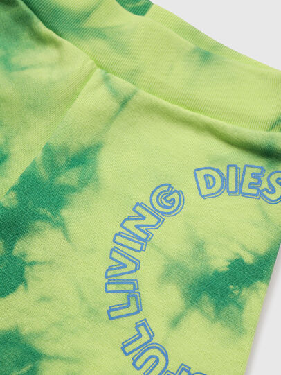 Diesel - PIMMOB, Green - Shorts - Image 3