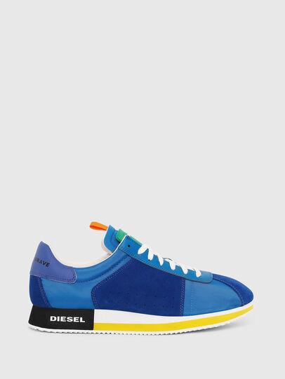 Diesel - S-PYAVE LC, Brilliant Blue - Sneakers - Image 1