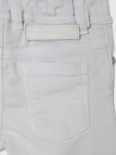 Diesel - SLEENKER-B JOGGJEANS-N, White - Jeans - Image 4