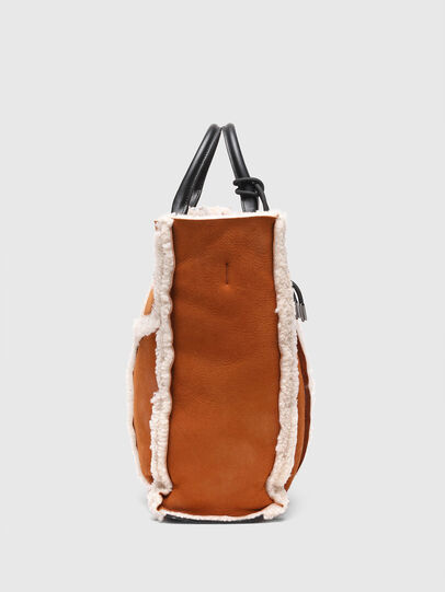 Diesel - DHALIA L, Light Brown - Shopping and Shoulder Bags - Image 3