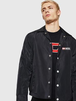 J-ROMAN-P, Black - Jackets