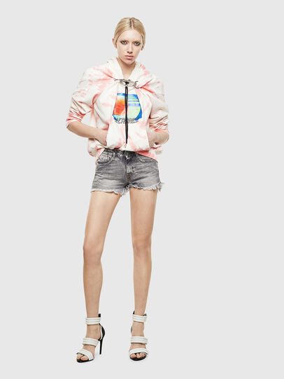 Diesel - DE-RIFTY, Light Grey - Shorts - Image 6