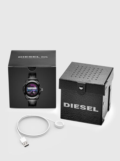 Diesel - DT2018, Black - Smartwatches - Image 5