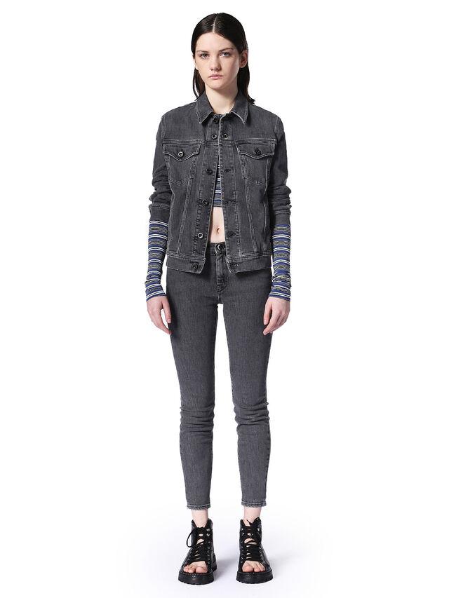 WOSET, Black Jeans