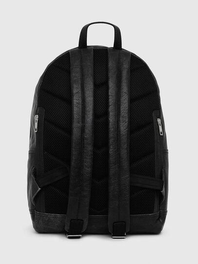 Diesel - ESTE, Black - Backpacks - Image 2