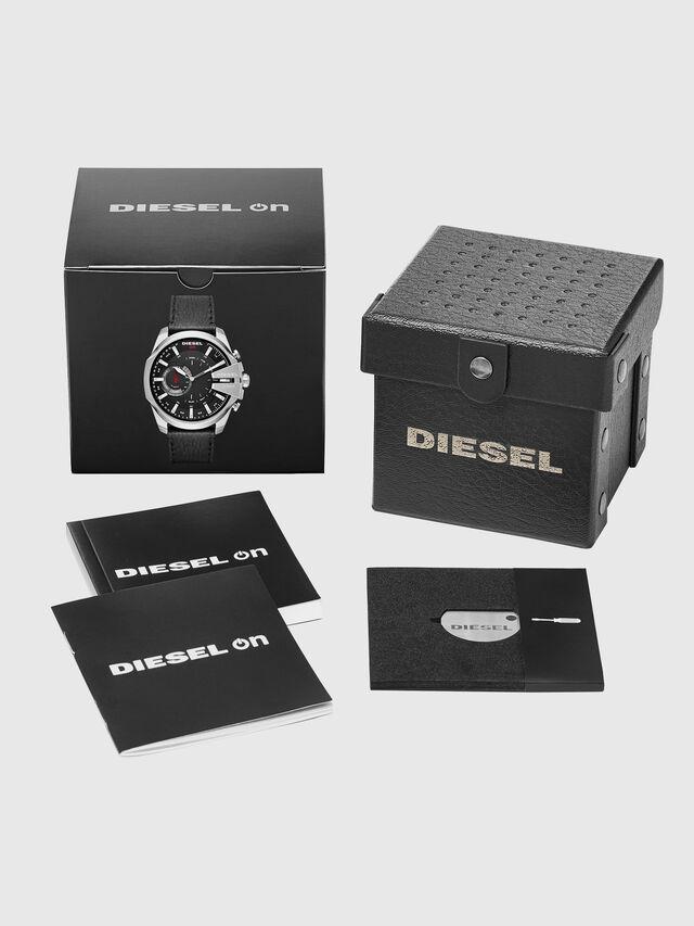 Diesel - DT1010, Black - Smartwatches - Image 4