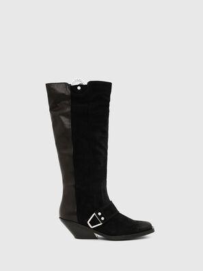 D-GIUDECCA MBR, Black - Boots