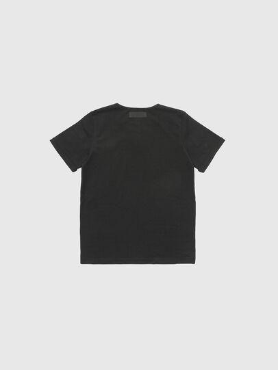 Diesel - TJNOEL, Black - T-shirts and Tops - Image 2