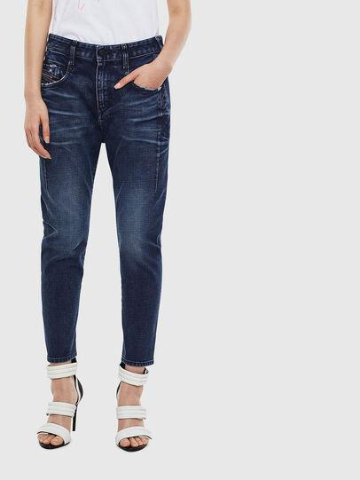 Diesel - Fayza 009BY, Dark Blue - Jeans - Image 1