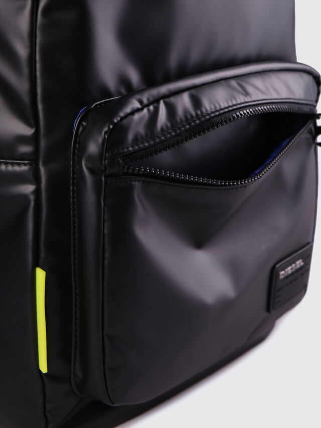 Diesel - F-DISCOVER BACK, Black - Backpacks - Image 5