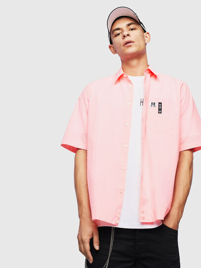 Diesel - S-FRY-FLUO,  - Shirts - Image 5