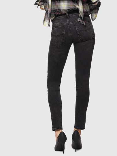 Diesel - D-Roisin 069FW, Black/Dark grey - Jeans - Image 2