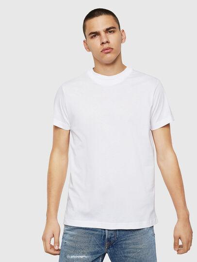 Diesel - T-LAZAREV, White - T-Shirts - Image 1