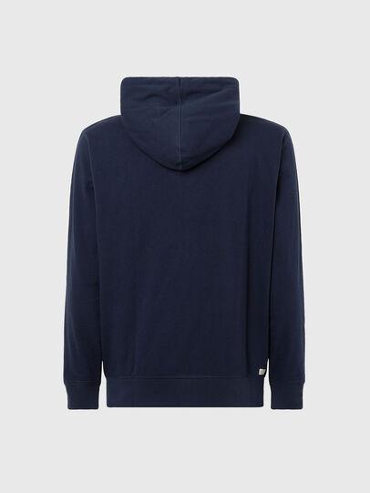 Diesel - UMLT-BRANDON-Z, Blue - Sweaters - Image 2