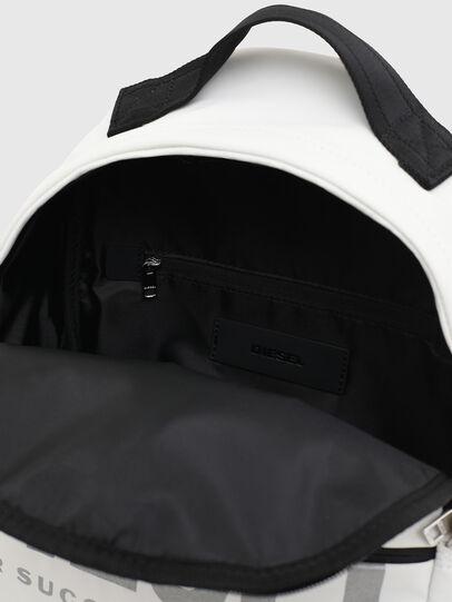 Diesel - F-BOLD BACK FL II, White - Backpacks - Image 4