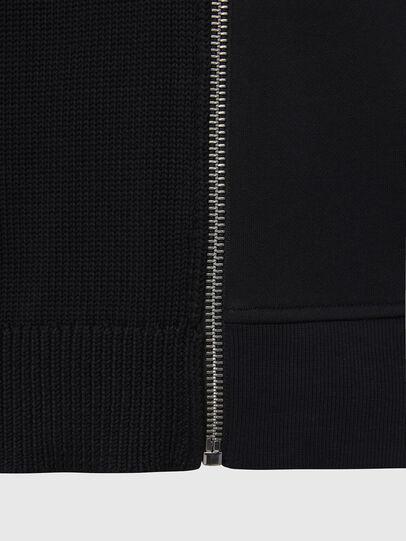 Diesel - K-LEDGER, Black - Knitwear - Image 4