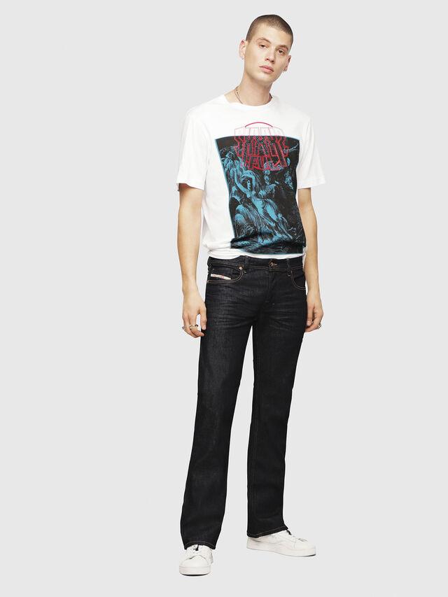 Diesel - Zatiny 084HN, Dark Blue - Jeans - Image 4