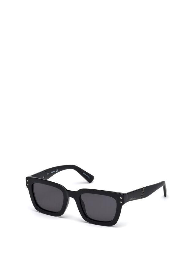 Diesel - DL0231, Black - Sunglasses - Image 4