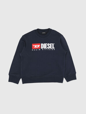 SCREWDIVISION OVER, Navy Blue - Sweaters