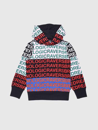 Diesel - SRAVE, Multicolor - Sweaters - Image 1