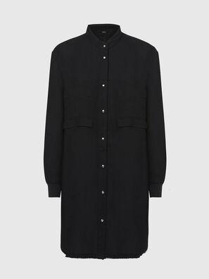 D-SUPER-D, Black - Dresses