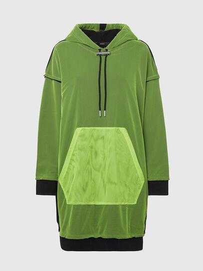 Diesel - D-ADO, Green - Dresses - Image 6